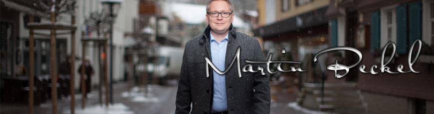 Martin Beckel – Oberstaufens neuer Bürgermeister